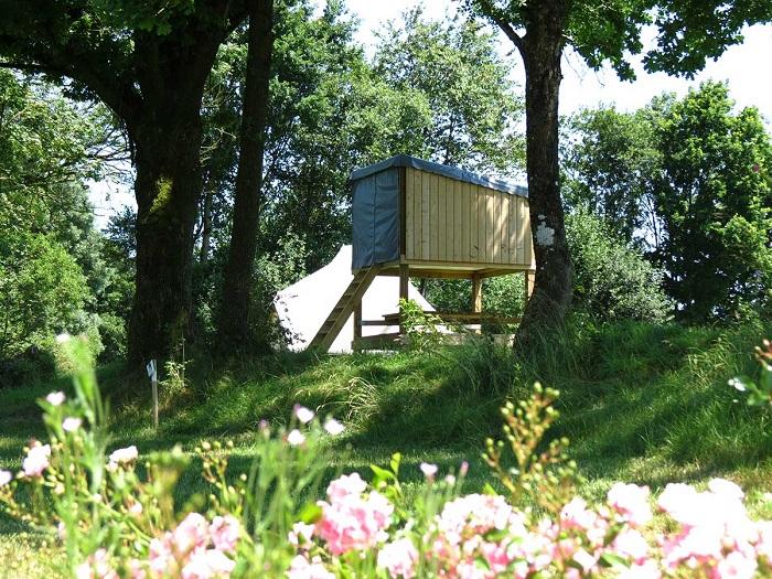 Petit camping familial Puy du Fou